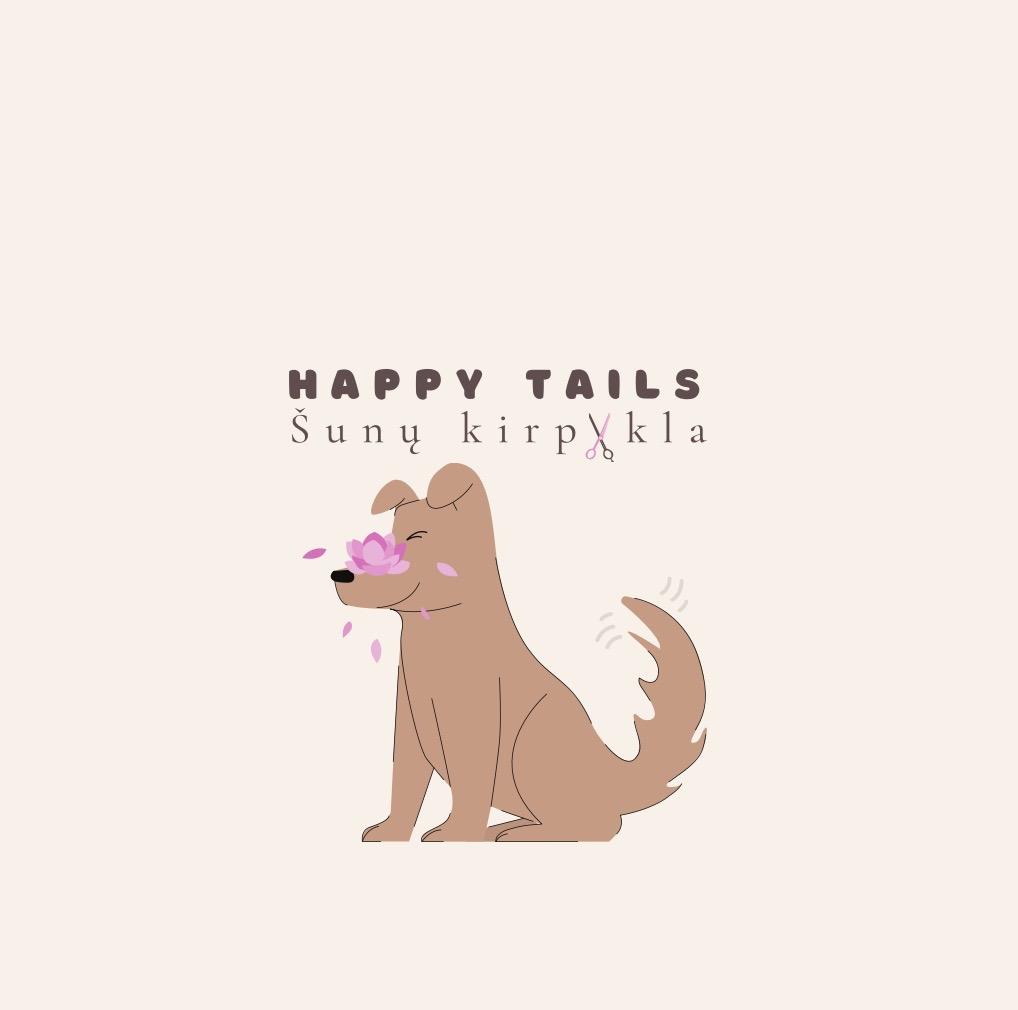 Happy Tails - šunų kirpykla